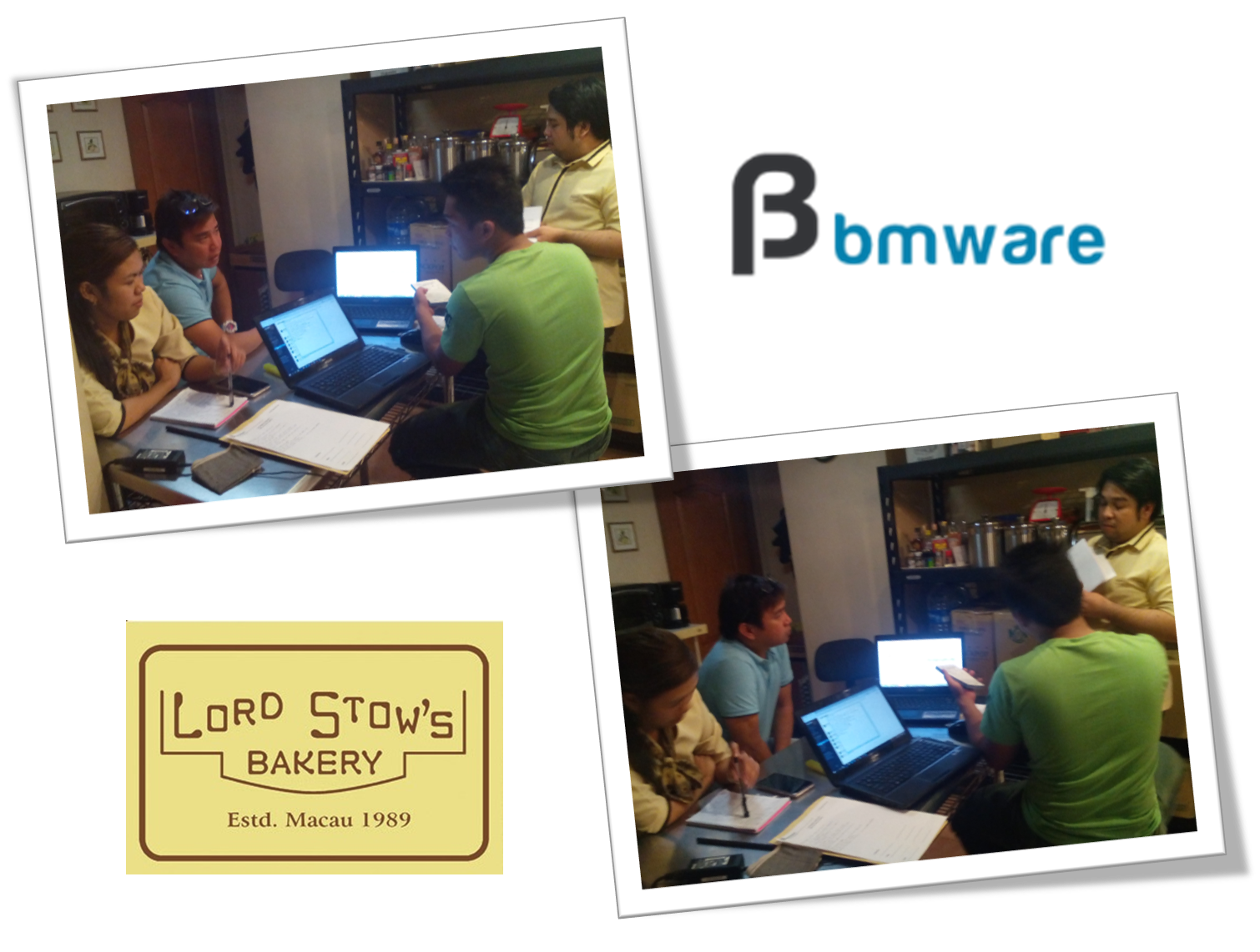 Lord Stow's Bakery Phils. to use BMWare's IMS