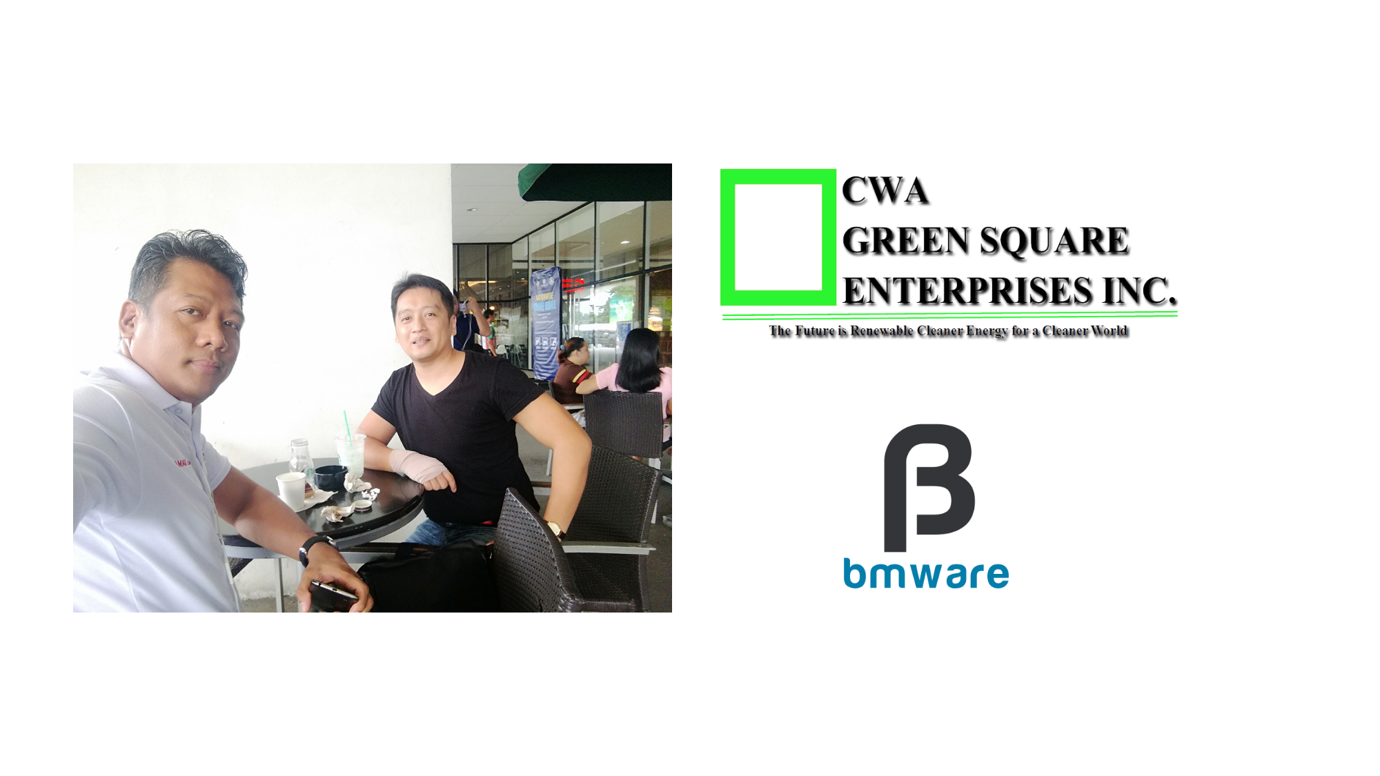 Green Square PH with BMWare's Website Development