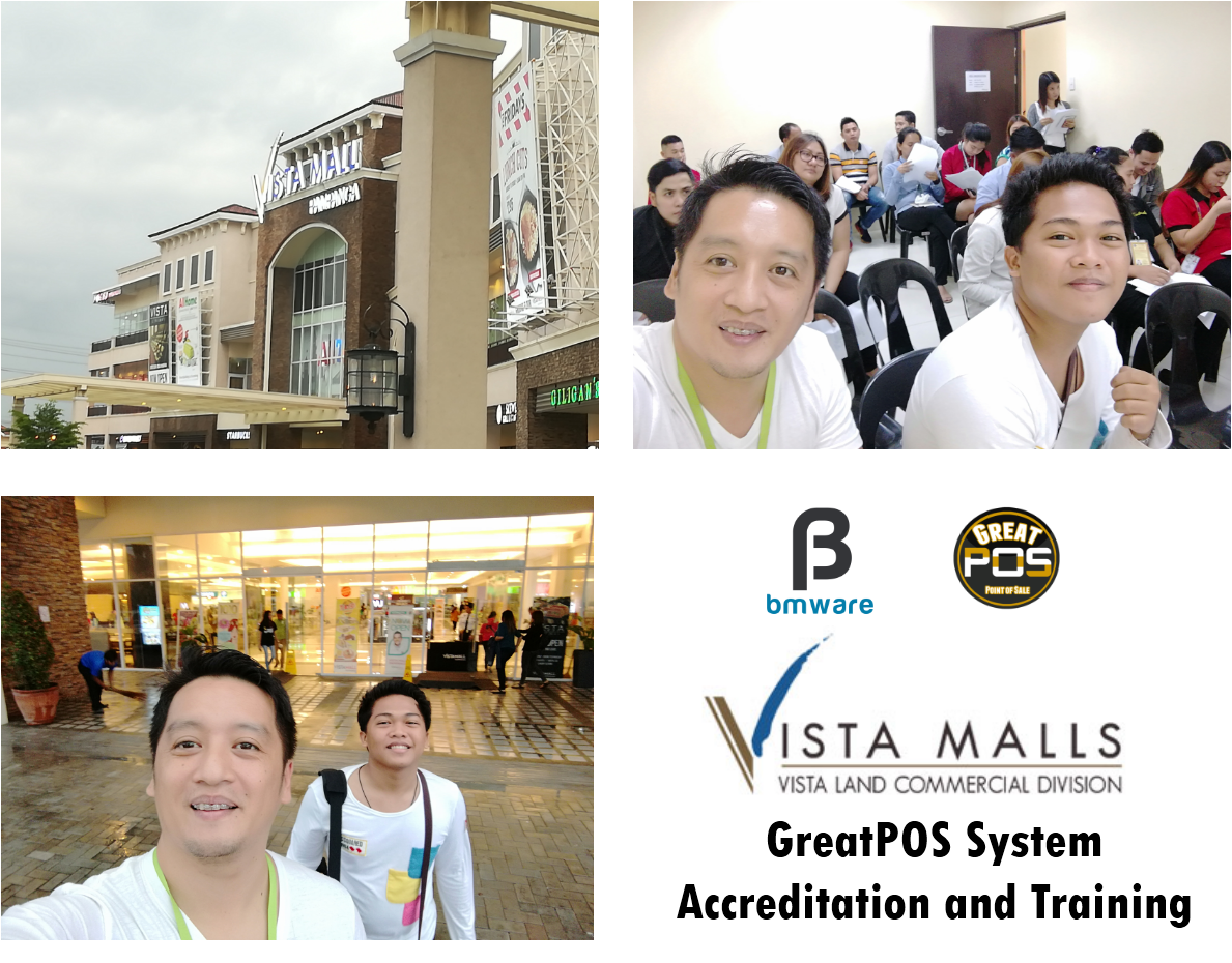 Vista Mall Accreditation and Training